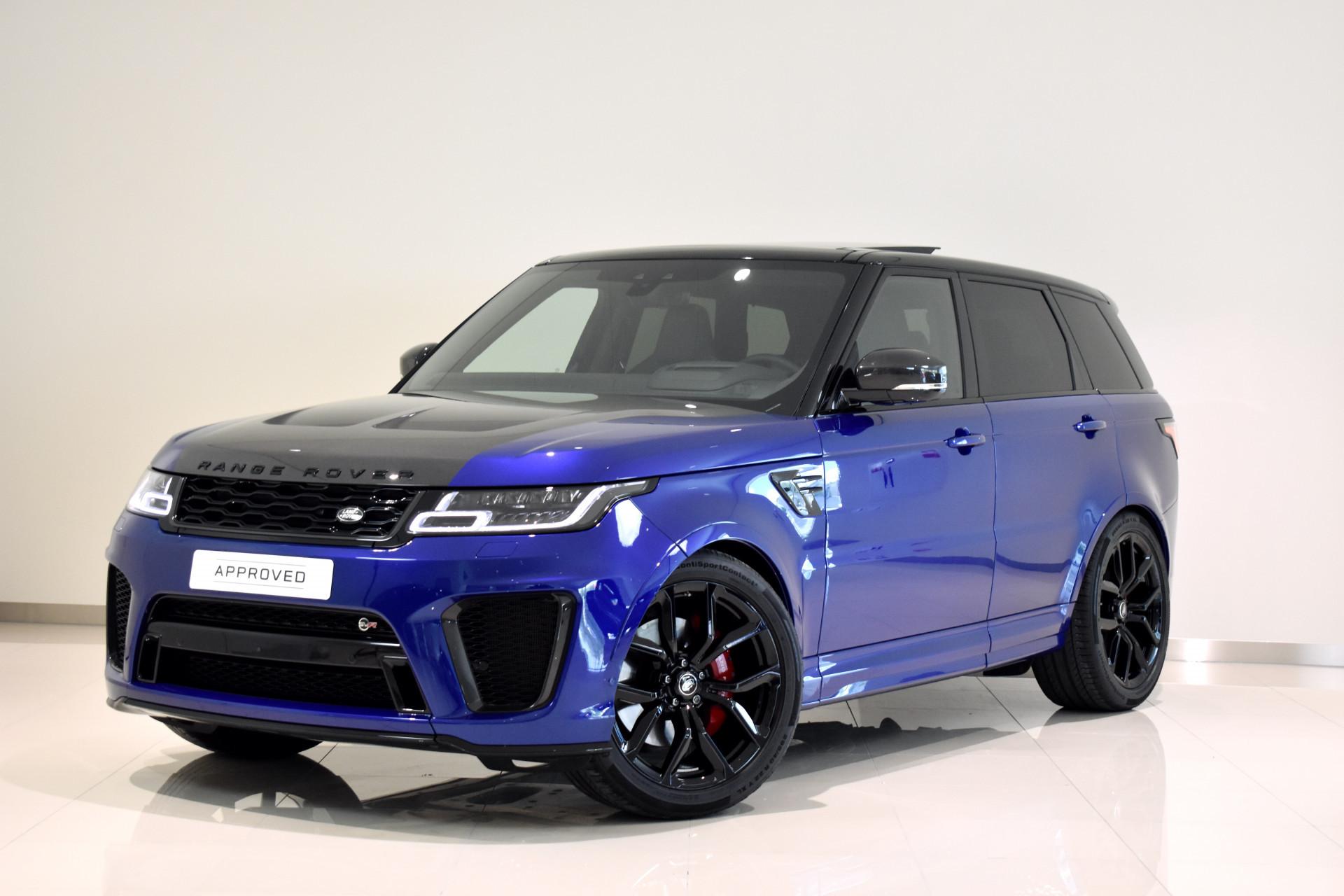 Land Rover Range Rover Sport 5.0 V8 SC SVR - Afbeelding 1