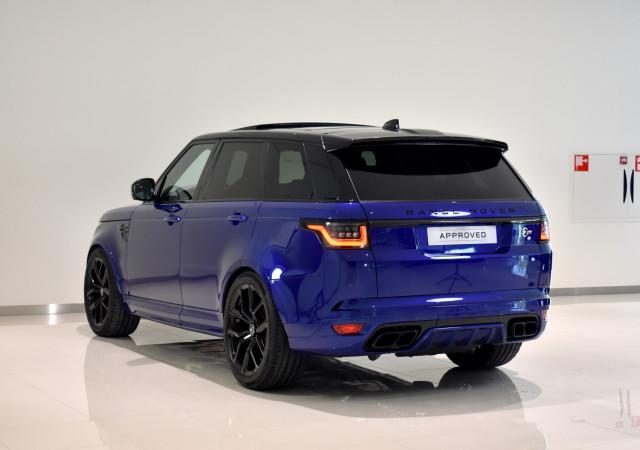 Land Rover Range Rover Sport 5.0 V8 SC SVR - Afbeelding 3