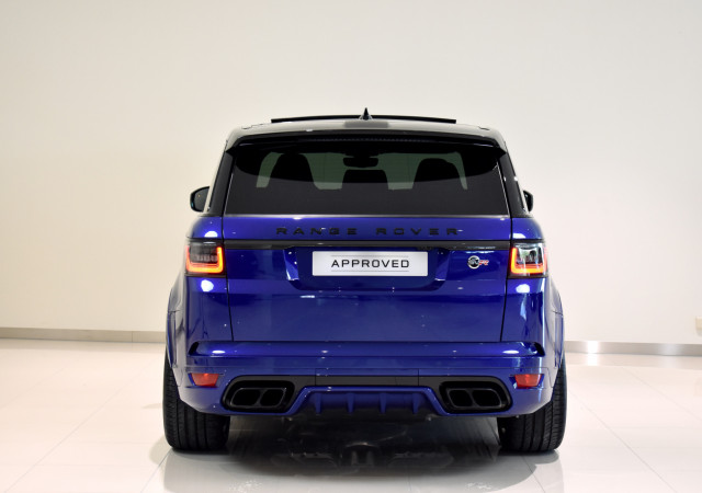 Land Rover Range Rover Sport 5.0 V8 SC SVR - Afbeelding 4