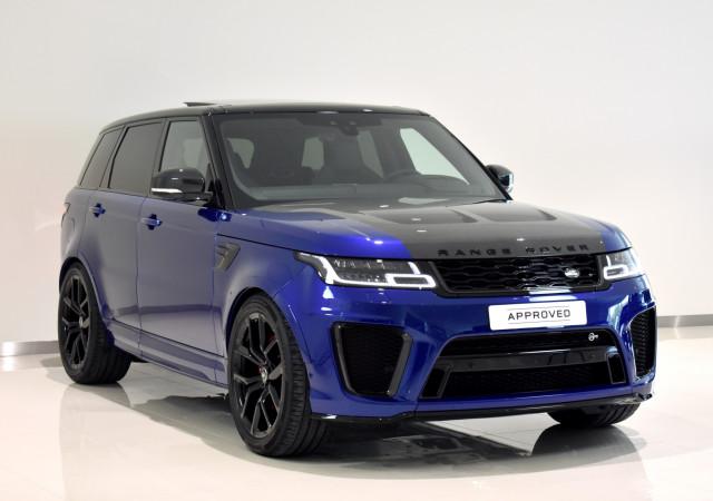 Land Rover Range Rover Sport 5.0 V8 SC SVR - Afbeelding 7